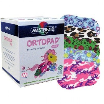 Ortopad Girls Medium 50 uds Niña talla M 70169