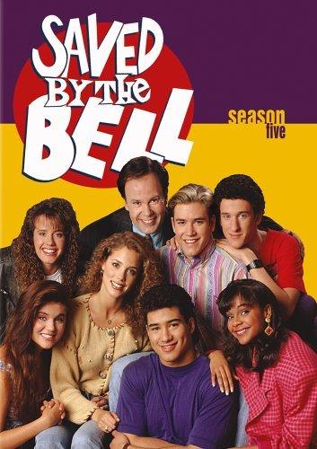 Saved By the Bell - Season Five by Mark-Paul Gosselaar