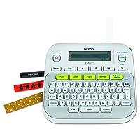 Brother LC-1240BP. النوع: نفاث للحبر أسود, أصفر آلة صنع ملصقات Labeler Compact Label Maker