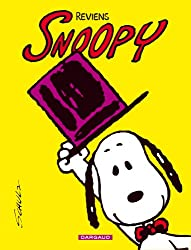 Snoopy - tome 1 - Reviens Snoopy