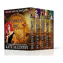 Linked Inc. Series Books 1-5: Heart House Psychics