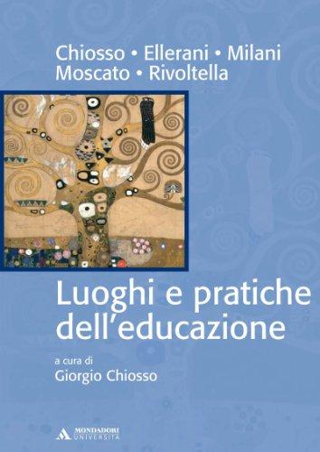 Luoghi e pratiche dell'educazione