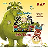 Fjelle und Emil – Monstermäßig beste Freunde: Ungekürzte Lesung mit Philipp Schepmann (2 CDs)