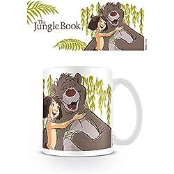 """El libro de la selva """"laugh"""" taza de cerámica, multicolor"""