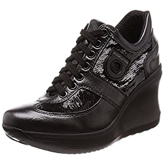 RUCOLINE 1800-83296 Sneakers Women Black 37