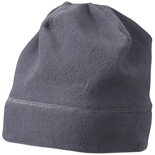 MYRTLE BEACH Bonnet en micropolaire (anthracite)
