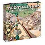 Board & Dice Teotihuacan Late Preclassic Period Expansion - English