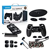 Tobo PS4 Accessories kit, 15 in 1 Super kit, 15 pcs. Advanced Game Set for PS4 Slim/PRO(TD-0152)