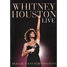 Whitney Houston - Live - Her greatest performances