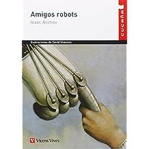 Amigos Robots N/c: 5 (Colección Cucaña) - 9788431648343