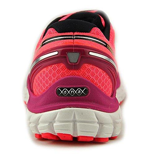 Brooks Damen W. Transcend Sportschuh rosa/pink/schwarz