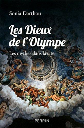 Les dieux de l'Olympe par Sonia DARTHOU