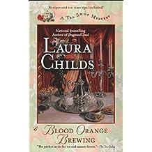 Blood Orange Brewing (Tea Shop Mysteries)