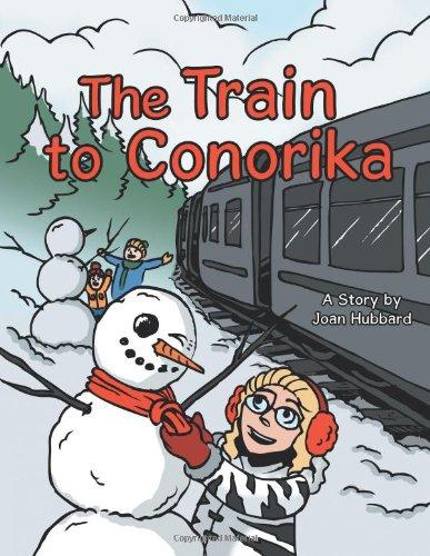 The Train to Conorika Cover Image