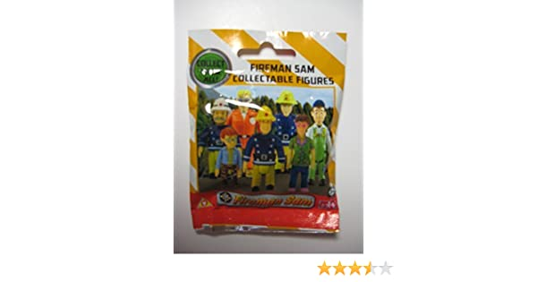 FIREMAN SAM COLLECTABLE FIGURES BLIND BAG BY CHARACTER TOYLAND 58A Toy