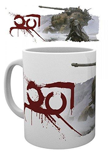Destiny - Fallen Tazza Da Caffè Mug (9 x 8cm)