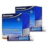 Multipower Guarana Shot (2 x 20 Ampullen = 40 Ampullen)