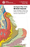 Geological Map of the British Islands - An overview of the bedrock geology of the who...