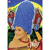 Cartoon Blue for Marge Simpson Wig for Fancy Dress Costumes & Outfits Accessory