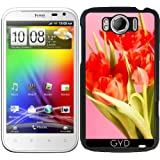 Funda para Htc One Sensation XL G21 - Flor by WonderfulDreamPicture