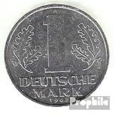 DDR Jägernr: 1513 1962 A sehr schön Aluminium 1962 1 Deutsche Mark Staatswappen (Münzen für Sammler)