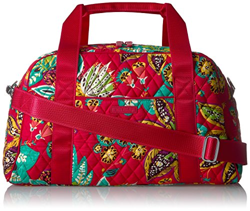 Vera Bradley Compact Sport Bag, Rumba - Handtaschen Bradley Leder Aus Vera
