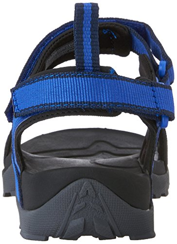 Teva Unisex-Kinder Tanza Y's Sport-& Outdoor Sandalen Blau (Blue/Grey 981)