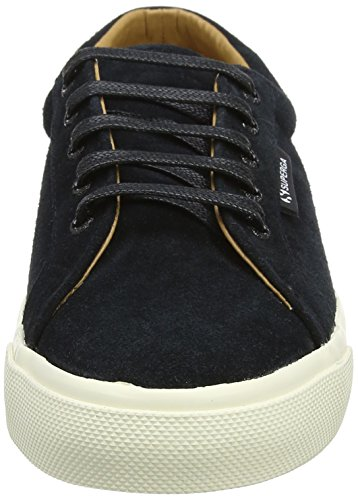 Superga 2804 SUEU, Baskets Mixte Adulte Noir (noir)