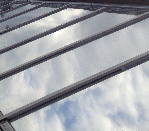 50cm x 4 Metre - Silver Reflective Window Film (Solar Control & Privacy Tint - One Way Mirror / Mirrored