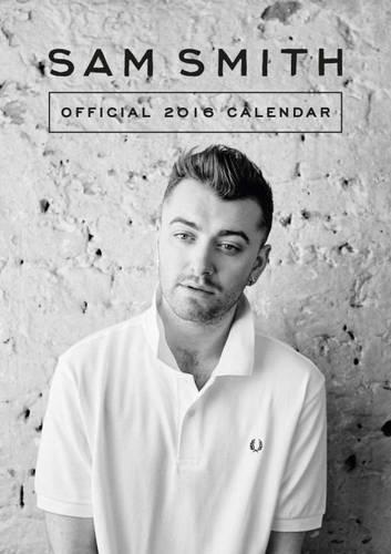 Official Sam Smith 2016 A3 Wall Calendar (Calendar 2016)