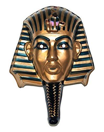 Faschingsfete Pharaonen Maske Wanddeko Dekoration Ägypten Cleopatra Fasching -