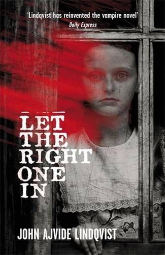 Book cover for Let the Right One In
