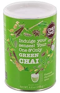 one&only Green Chai Powder mit Matcha, 1er Pack (1 x 0.25 kg)