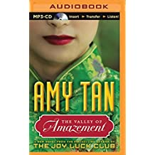 The Valley of Amazement by Amy Tan (2014-04-06)