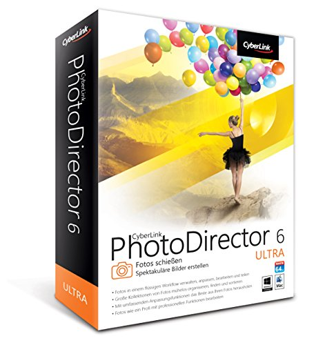 PhotoDirector 6 Ultra [PC]