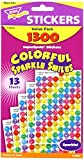 Trend SuperSpots and SuperShapes Sticker Variety Pack, 300 Stickers (T46909MP)
