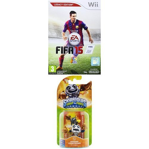 FIFA 15 + Skylander SF Single Kickoff Countdown
