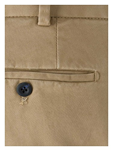 Hiltl Herren Businesshose Contemporary Fit Beige