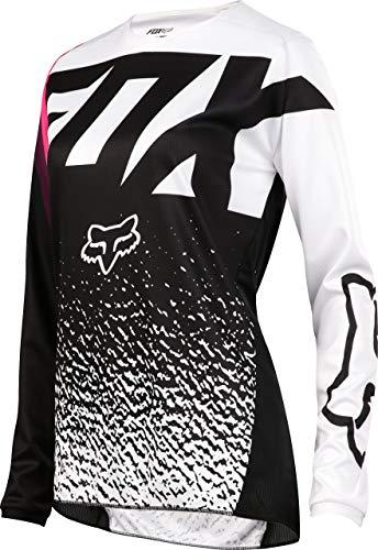 Fox Jersey Lady 180, Black/Pink, Größe M