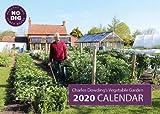 Charles Dowding Vegetable Garden Calendar 2020