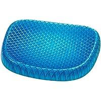 Preisvergleich für Gel Sitzkissen Haltung Stuhl Relief Unterstützung Pad Schmerzlinderung HC
