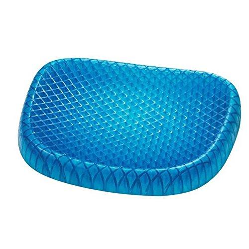Gel Sitzkissen Haltung Stuhl Relief Unterstützung Pad Schmerzlinderung HC