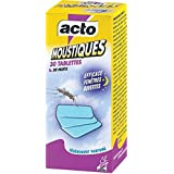 Recharge 30 tablettes pour diffuseur électrique Acto