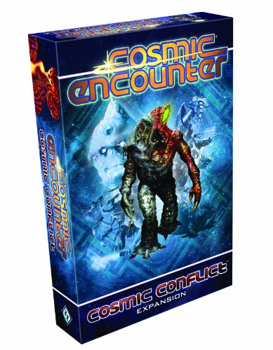 Fantasy Flight Games CE03 - Cosmic Encounter Conflict Expansion