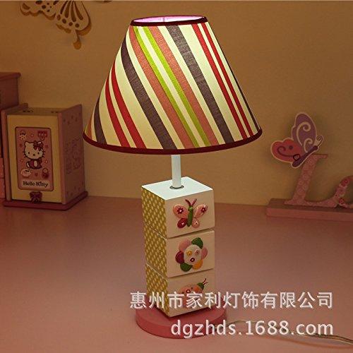 LINA-Butterfly Coccinelle Girasole ruotare il blocco lampada