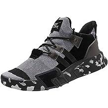 Zapatillas Running para Hombre Aire Libre y Deporte Transpirables Ligeras Zapatos Gimnasio Correr Malla Sneakers Casual