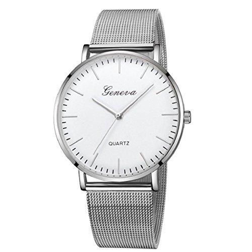 VJGOAL Damen Uhren, Frauen Mädchen Elegant Einfach Atmosphäre Classic Mode Trend Armbanduhren