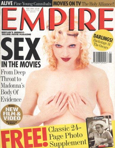 EMPIRE kann 1993Madonna Kunstdruck
