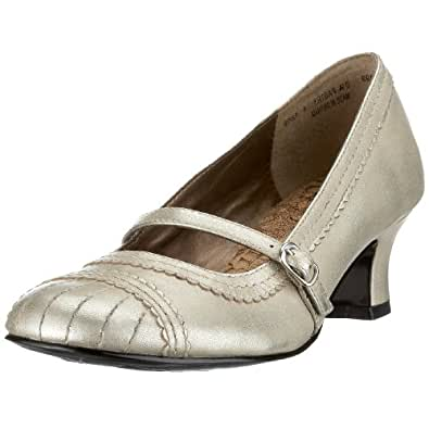 Hush Puppies womens Pastry Gold H2419901A 3 UK