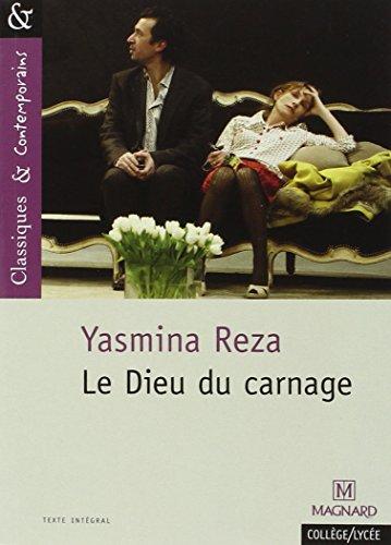 Le Dieu Du Carnage par Yasmina Reza